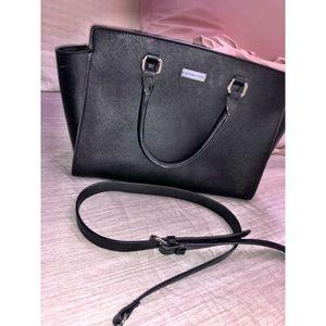 New York & CO black handbag